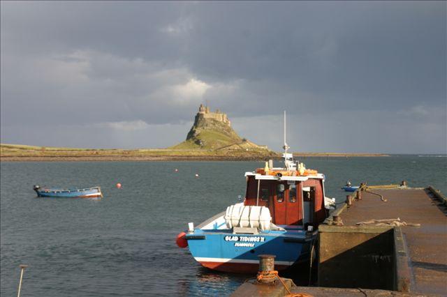 Holy Island/Lindisfarne | Billy Shiel's Boat Trips